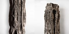Neo-baroque or 'sci-fi' gothic: Michael Hansmeyer's computational columns debut | Gallery | Archinect