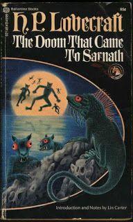 Horror Fiction: H.P. Lovecraft
