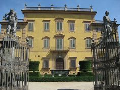 La Pietra, New York University's Estate in Florence, Italy
