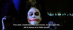 The Joker Quotes Heath Ledger | joker quotes | Tumblr