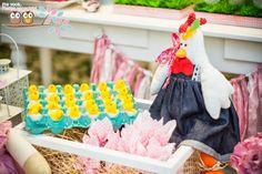 Festa fazendinha rosa: especial para meninas! : Mil dicas de mãe # imagem 8