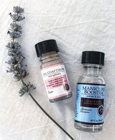 Perfect Formula Manicure Booster works by coating natural nails with a glaze that nail polish can adhere to.