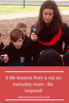 Be inspired by this amazing mum, school teacher, sport lover and coach. And read about the five life lessons I gained from talking with her. They might just resonate with you too! School Fun, School Teacher, Everyday Workout, How Many Kids, Core Values, Kids Sports, Three Kids, Getting To Know, Inspire Me