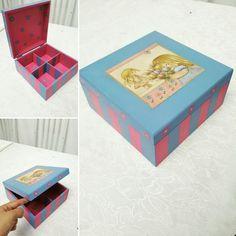 Caixa boneca