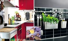 The best space-saving hacks for tiny kitchens revealed