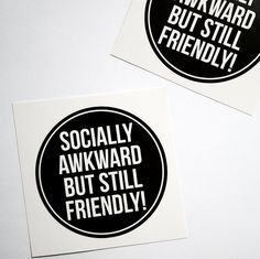 And finally, this sticker that spells it out when you can't. | Community Post…