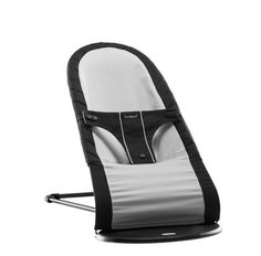 we loved this BabyBjorn bouncer. our son would hang out in it while we sat outside and enjoyed a picnic or while we were getting in a little extra work time.