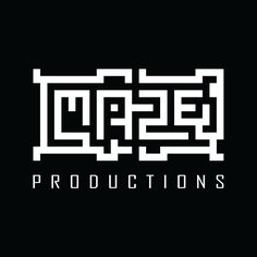 Maze Productions - Logo Design & Branding Campaign