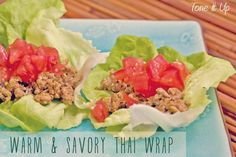 Free Tone It Up inspired meal plan. One month of easy, healthy recipes. Plus free calendar printable for a customized meal plan. TIU