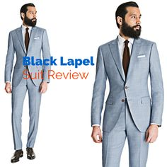 New video reviewing Black Lapel is up on our YouTube: youtu.be/wuMZqrnVUjI