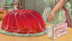 beautiful Jell-O illustration  (jello america's favorite by LizaDiamond, via Flickr)