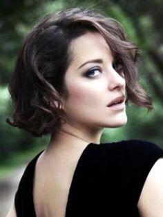 Le wob version sauvage de Marion Cotillard - Le Wob : la nouvelle coiffure tendance - Photos Beauté - Be.com