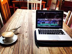 4K Proxy cuts for a Production i'm working on... Oh the Joy of New Age NLE ! The speed of FCPX is unmatched. #PostProduction #CoffeeShop #FCPX #DaVinciResolve #Editing #Editor #CapeTown #Filmmaking #Commercial Photo by: Euvrard Loubser