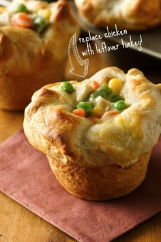 · Chicken pot pie isn't usually a quick oven-to-table recipe, but this video will show you how it's done. Full recipe: terpiderca.ga