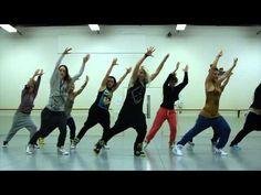 'Turn Up The Music' Chris Brown choreography by Jasmine Meakin (Mega Jam)