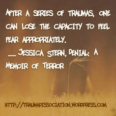 Posture effects of PTSD. Seriously?  https://traumadissociation.wordpress.com/2015/01/27/positive-effects-of-post-traumatic-stress-disorder-seriously/