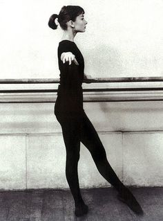 "Hepburn worked for the Dutch Resistance by transporting secret messages in her ballet slippers. While a ballerina in Nazi-occupied Europe young Ms. Audrey Kathleen Ruston was actually an agent for the Dutch Resistance and she performed in a series of secret ballets called ""black performances"" to raise money for the rebels and their underground war against Hitler."