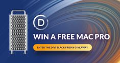 Anyone who builds Wordpress sites! You need to check out this giveaway. You can win a free Mac Pro! Early Black Friday, Black Friday 2019, Best Black Friday, Web Design, Graphic Design Tools, How To Start A Blog, How To Make Money, Blogging, Contest Rules