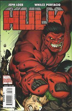 Marvel Hulk comic issue 18 Limited variant