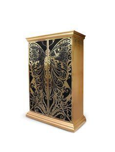 Luxury lifestyle with Koket furniture line | www.delightfull.eu #delightfull #midcentury #koket #furniture  #luxuryhomes