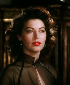 Ava Gardner, Pandora and the Flying Dutchman.