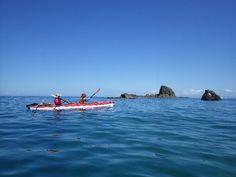 Japan Otaru, Hokkaido sea kayak touring