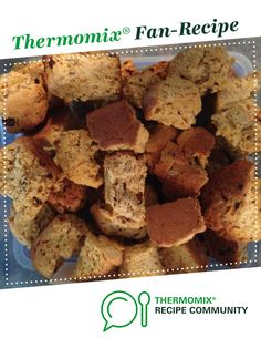 South African Buttermilk Rusks by colleen.doble@gmail.com. A Thermomix <sup>®</sup> recipe in the category Baking - sweet on www.recipecommunity.com.au, the Thermomix <sup>®</sup> Community.