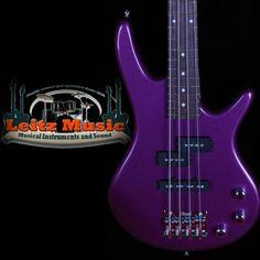 Ibanez Soundgear GSRM20 Mikro Child's Bass Guitar - Metallic Purple: Musical Instruments
