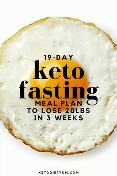 In this article, we'll explain how intermittent fasting and keto work in synergy to boost weight loss and improve health. Also, we've included a keto fasting plan to help you reach ketosis quicker and lose weight. Lose Weight Quick, Diet Plans To Lose Weight Fast, Weight Loss Meals, Healthy Weight, Losing Weight, Weight Loss Diets, Quick Weight Loss Diet, Lose Fat, Best Weight Loss Foods