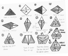 About Japan: A Teacher's Resource | Origami Hina Doll Instructions | Japan Society