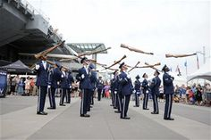 United States Air Force Honor Guard - Media Gallery
