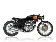 "Honda CB500 ""Gorilla"" — brat bike / cafe racer / project motorcycle"