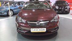 Opel Cascada Exterior and Interior