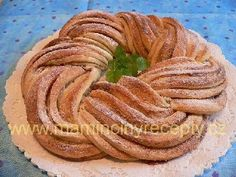 Estonský kringel Pancakes, Sweets, Baking, Breakfast, Desserts, Food, Morning Coffee, Tailgate Desserts, Deserts