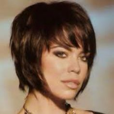 latest trends in short hairstyles beautiful 30 latest short hair trends short hairstyles 2016 2017 of latest trends in short hairstyles Short Layered Bob Haircuts, Bob Hairstyles For Fine Hair, Short Hairstyles For Women, Cool Hairstyles, Hairstyles 2016, Layered Hairstyles, Layered Bobs, Wedge Hairstyles, Haircut Short