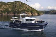 trawler yachts | Super Yacht News: Chunky Little Trawler Yachts are all the Rage
