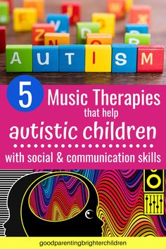 Music and autism helps children with autism to connect, communicate and bond with family members and others. Here are ideas to make it happen Music Therapy Activities, Music Activities For Kids, Music For Kids, Infant Activities, Learning Activities, Children Music, Mindfulness Activities, Educational Activities, Autism Education