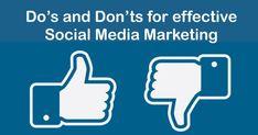 The Do's and Don'ts of Social Media Marketing For Your Business?  #Infographic  #Fintech #DigitalMarketing #MakeYourOwnLane #InboundMarketing #Martech #Analytics #CX #Mpgvip #IoT #IoE #ContentMarketing #Marketing #Content #GrowthHacking #SEO #SMM #Tech #Defstar5 #Video #Business #Chatbots