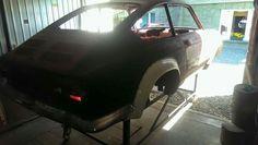 New body Abarth OT 2000 Coupe America