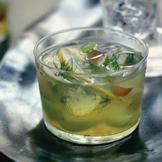 Spring White Sangria   Williams Sonoma *(must-try)