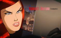 Teaser Trailer For Des Taylor's Scarlett Couture