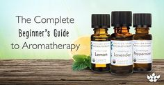 Essential Oils and Aromatherapy: Beginner's Guide to Using Essential Oils (this is a post created by a company selling oils, but take the good information and use with your favorite oils)