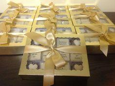 Caixa Convite Casamento - Padrinhos 12BB
