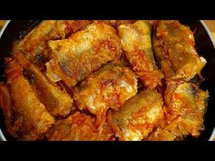 Ce-l mai delicios pește este așa pregătit How To Cook Fish, Romanian Food, Fruit Drinks, Chicken Wings, Food Videos, Pork, Food And Drink, Make It Yourself, Meat