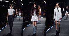 Semana de Moda de Paris mostra as tendências para o Verão 2015 - Moda - UOL Mulher - Vestidos anos 60