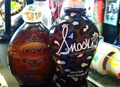 Could give a shit about J woww or Snooki but those tanning lotions are kick ass.