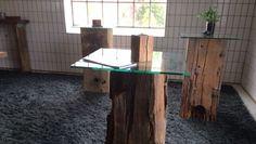 THORS unika Glasbord rustik genanvendt tr upcycling Jyske bank