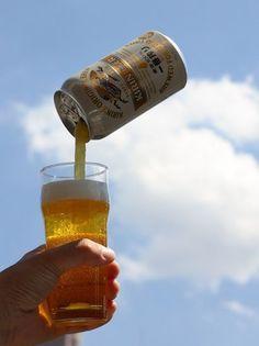 食品サンプル ビール