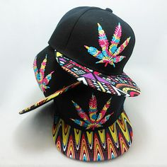 7080b34aecd Jamaican Style Leaf Hat Rossi cannabis collectors style Free shipping Item  Type  Baseball Caps Pattern