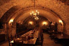 Villa Quaranta Dinner